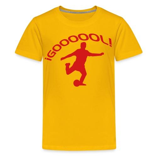 Goool gold - Kids' Premium T-Shirt