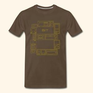 8-Bit-Hardware - Men's Premium T-Shirt