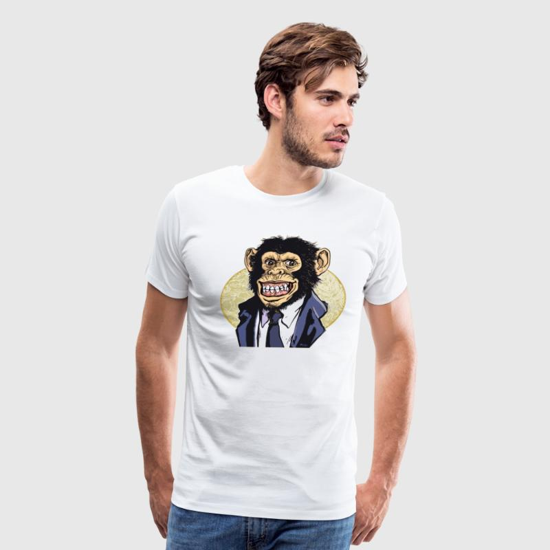 Excellent Chimp - Men's Premium T-Shirt