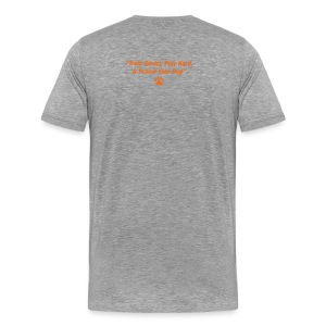 Achieving A Goal - Men's Premium T-Shirt