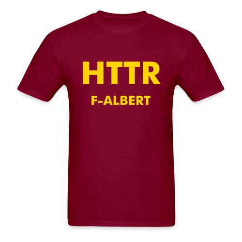 F-Albert - Men's T-Shirt