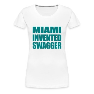 for Miami invented swagger t shirt