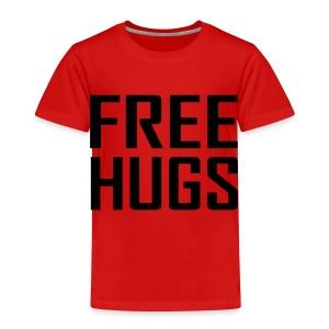 Free Hugs - Toddler Premium T-Shirt