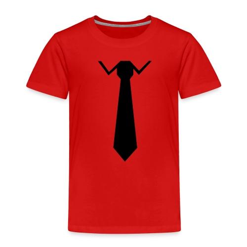 Tie - Toddler Premium T-Shirt