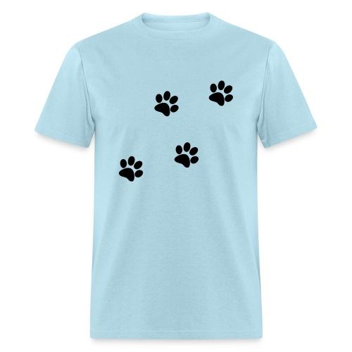 Animal paws - Men's T-Shirt