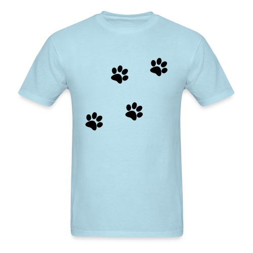 Animal paws - Men's T-Shirt