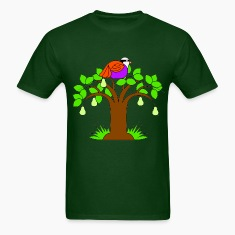 A Partridge in a Pear Tree T-Shirts