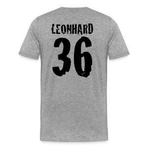 Jim Leonhard Dream Big T-Shirt - Men's Premium T-Shirt