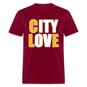 City Love - Cavaliers  - Men's T-Shirt