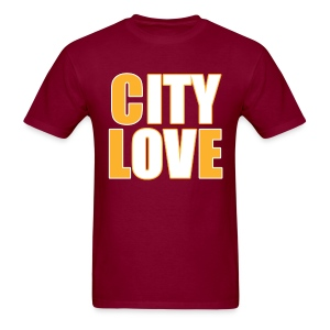 City Love - Cavaliers  - Men's T-Shirt