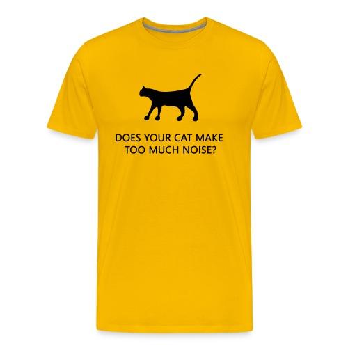 Kitten Mittens - Men's Premium T-Shirt