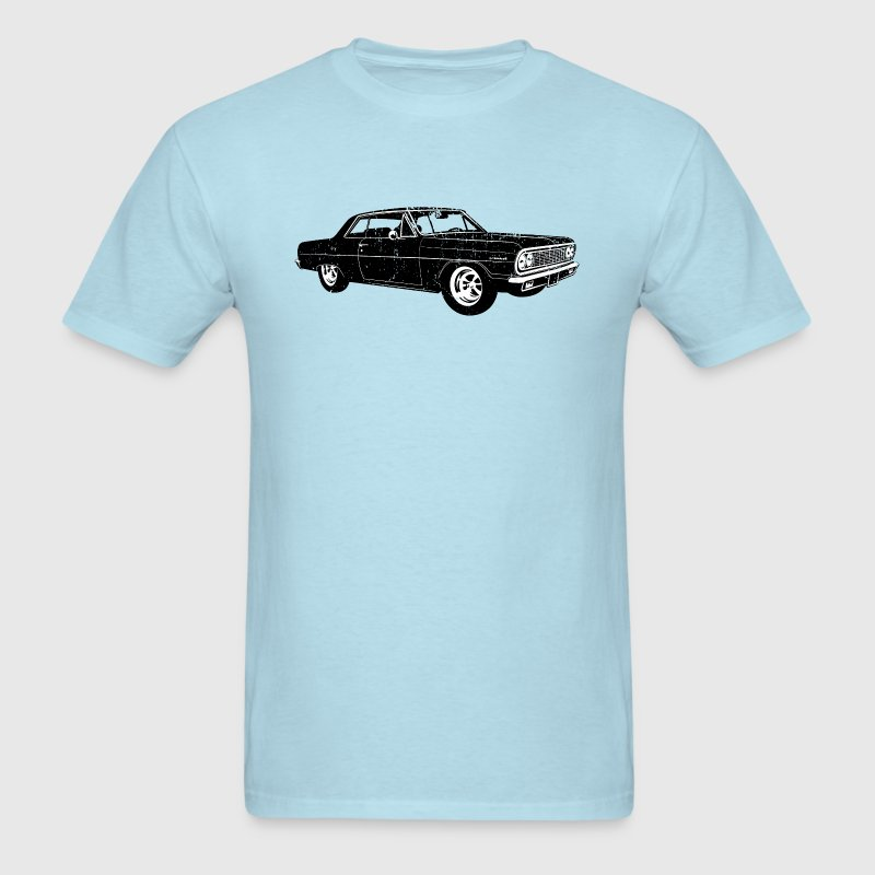 1964 chevrolet chevelle malibu ss t shirt spreadshirt. Black Bedroom Furniture Sets. Home Design Ideas