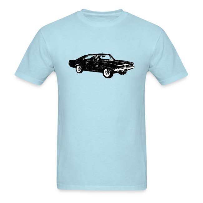e3447467 1969 Dodge Charger RT SE | Men's T-Shirt