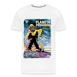 Forbidden Planet: Planeta Prohibido (Spanish) - Men's Premium T-Shirt