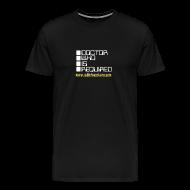 T-Shirts ~ Men's Premium T-Shirt ~ WOTAN (3XL T-Shirt)