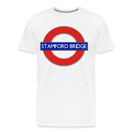 Stamford Bridge Underground Shirt - Men's Premium T-Shirt