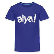 Kids' Shirts ~ Kids' Premium T-Shirt ~ Aiya! Kids' Tee