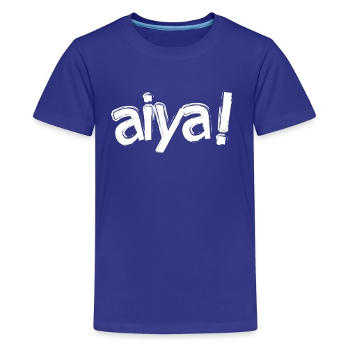 Aiya! Kids' Tee - Kids' Premium T-Shirt