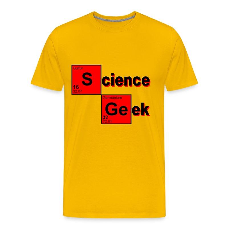 Science Geek T Shirt Spreadshirt