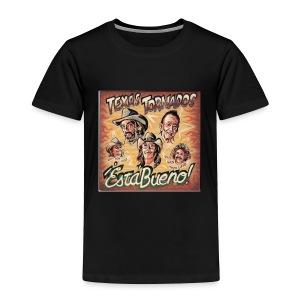 Little People T-shirt - Toddler Premium T-Shirt
