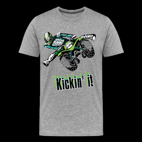 Kickin' It - Men's Premium T-Shirt