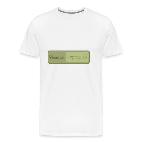 F-14 Tomcat T-Shirt - Men's Premium T-Shirt