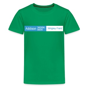 Addison Wrigley Children's T-Shirt - Kids' Premium T-Shirt