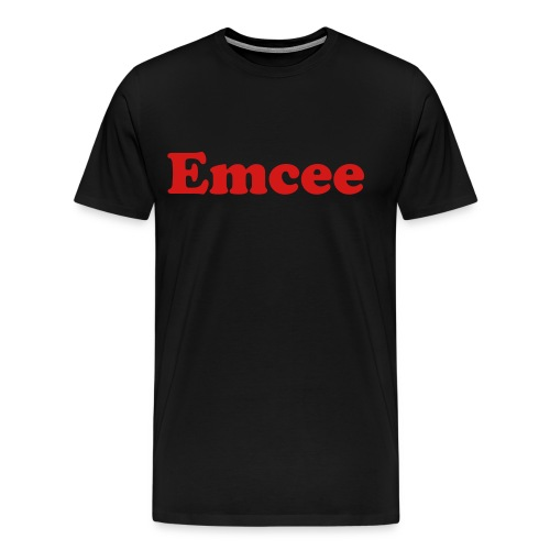 Emcee T - Men's Premium T-Shirt