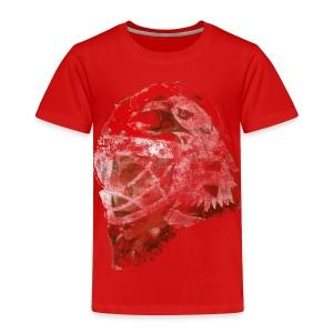 Chicago Eagle Mask Toddler T-Shirt - Toddler Premium T-Shirt