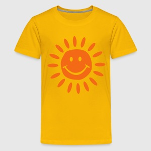 Yellow Sun Kids' Shirts - Kids' Premium T-Shirt
