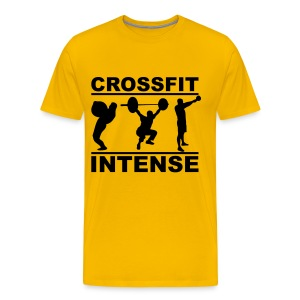 CrossFit Intense Main Shirt - Men's Premium T-Shirt