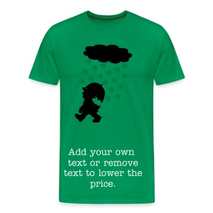 Irish Rain - Men's Premium T-Shirt