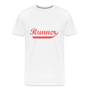 Men's Premium T-Shirt - running,marathon,gym,fitness,crossfit,Strong is the new Skinny