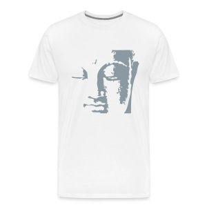 face_of_the_buddha T-Shirts - Men's Premium T-Shirt