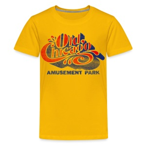 Vintage Old Chicago Children's T-Shirt - Kids' Premium T-Shirt