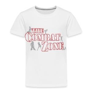 The Combat Zone Toddler T-Shirt - Toddler Premium T-Shirt