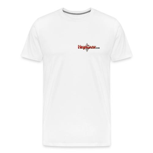 KielbasaCon 2011 Ultimate Shirt : Men (Graphic on back) - Men's Premium T-Shirt