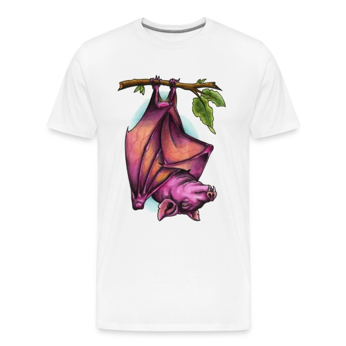 Bat-Pig - Men's Premium T-Shirt