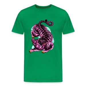 Pig-Tiger - Men's Premium T-Shirt