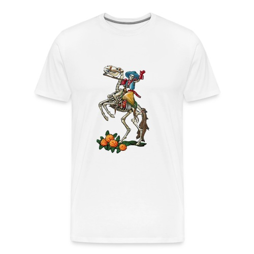 cowgirl - Men's Premium T-Shirt
