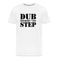 T-Shirts ~ Men's Premium T-Shirt ~ Dubstep T-Shirt