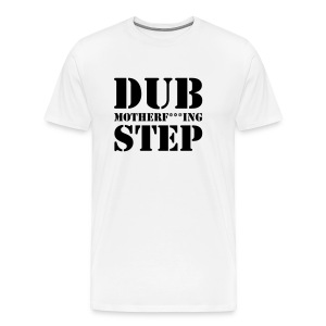 Dubstep T-Shirt - Men's Premium T-Shirt