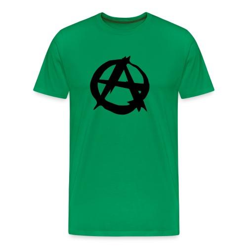 Superhero Anarchy - Men's Premium T-Shirt