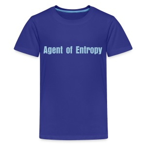 Agent of Entropy - Kids' Premium T-Shirt