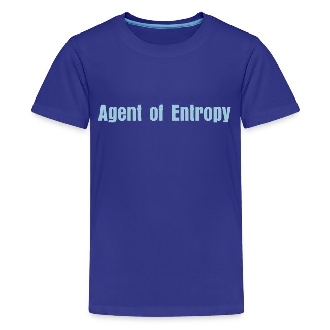Agent of Entropy