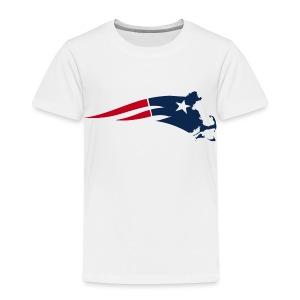 Mass Pats Toddler T-Shirt - Toddler Premium T-Shirt