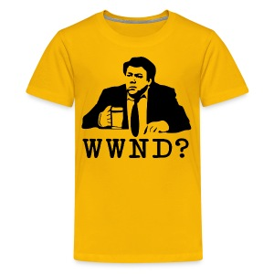 What Would Norm Do Children's T-Shirt - Kids' Premium T-Shirt