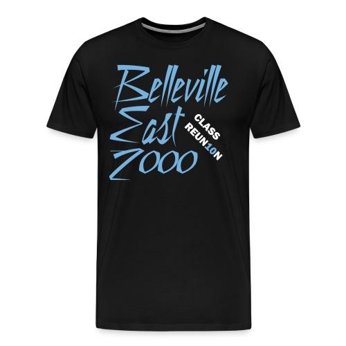 Belleville East Class of 2000 10-year reunion - 3XL - Men's Premium T-Shirt