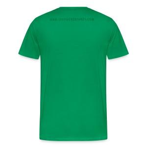 Alien Star Sherrif - Men's Premium T-Shirt