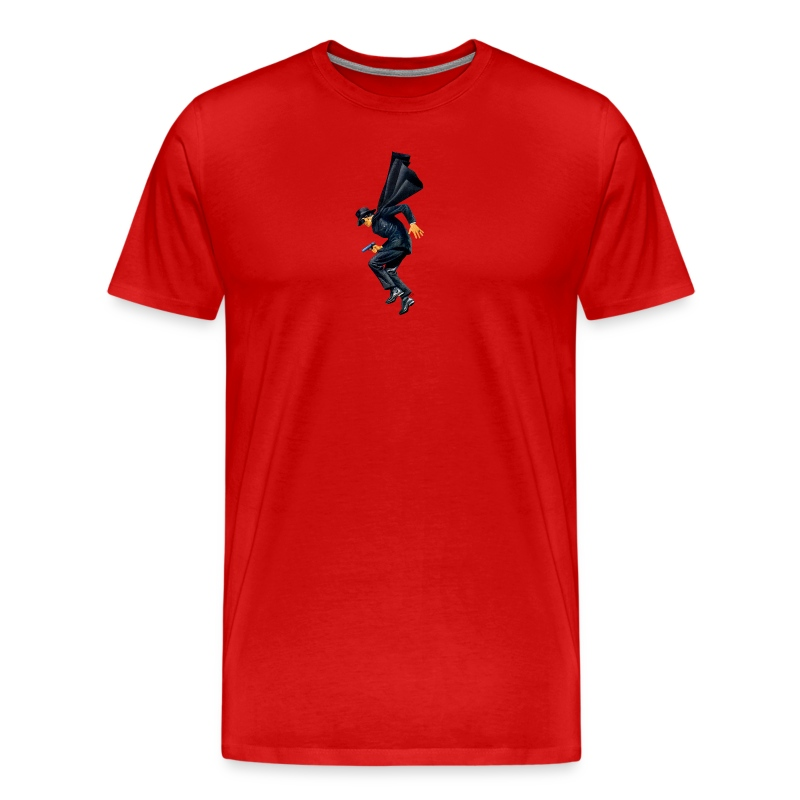 The Spider Pulp Hero Tee (3XL) - Men's Premium T-Shirt